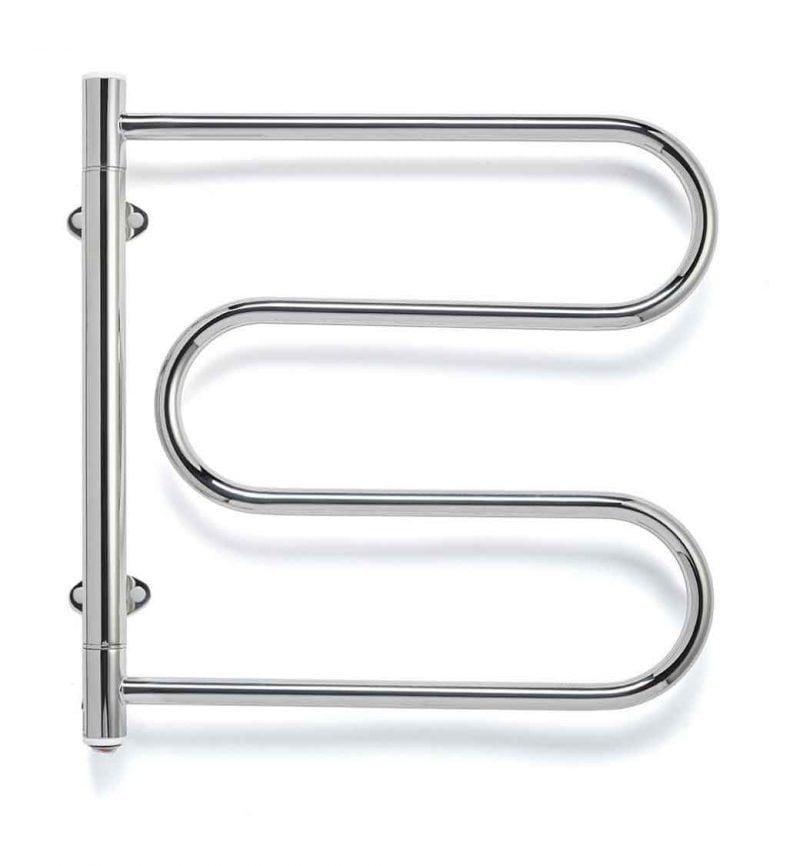 Eliin curved elektrisk handdukstork