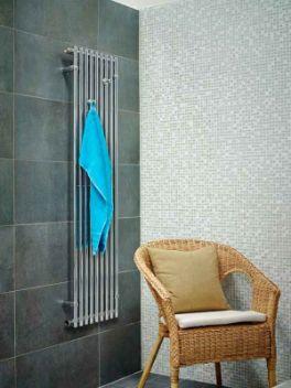 Atalante vattenburen designradiator.