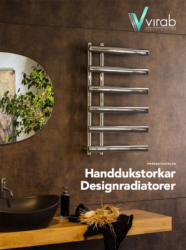 VIRAB Handdukstorkar broschyr 2018-2019